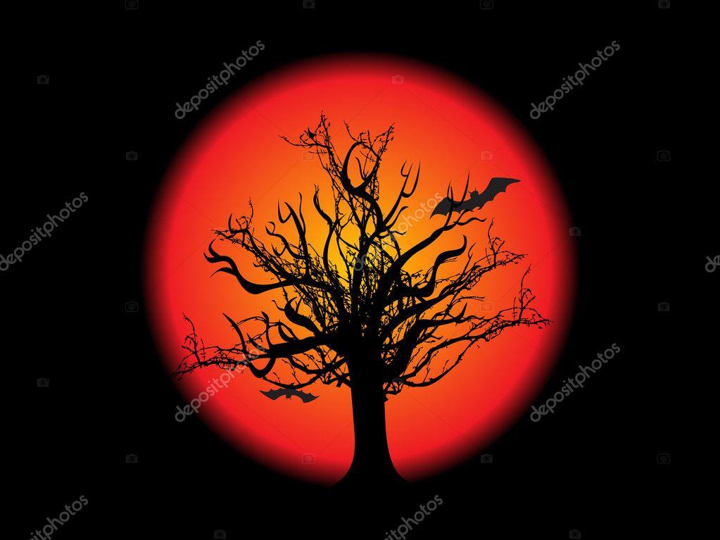 Halloween icons set_6, vector wallpaper