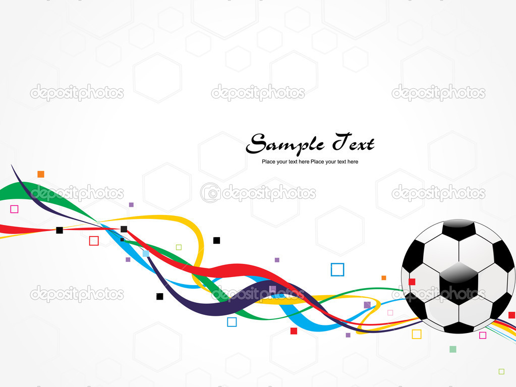 Abstract Sports Background Royalty Free Stock Image: Abstract Sports Background Illustration