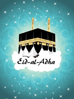 Illustration for eid al adha