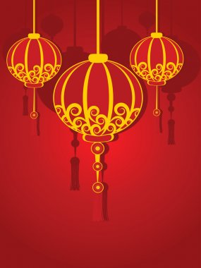 Illustration for chinese new year