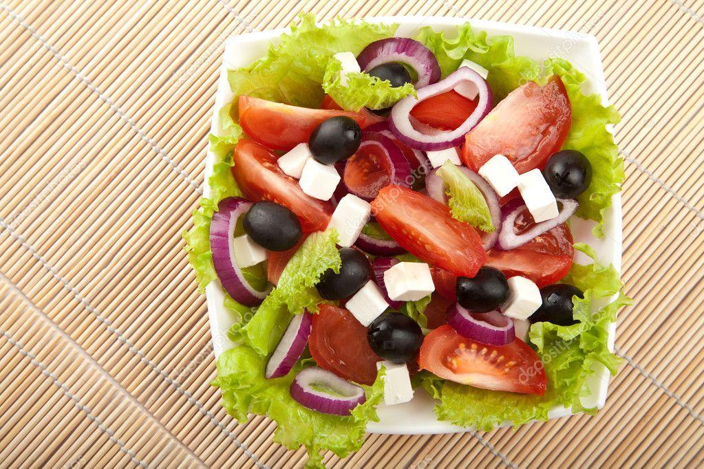 Рецепты низкокалорийных салатов красиво оформленных фото