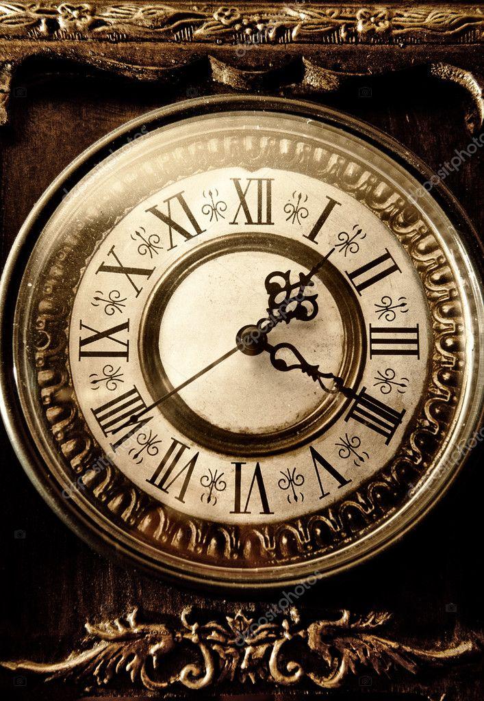 Old Antique Clock Stock Photo 169 Nejron 4744054