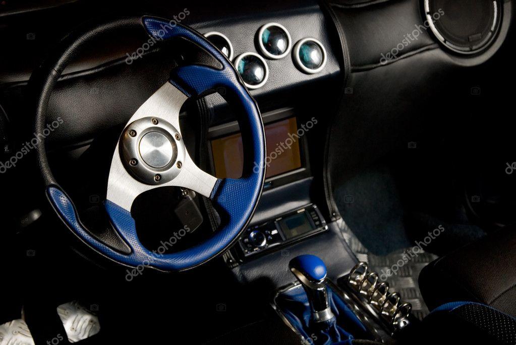 tuned sport auto interieur foto van nejron