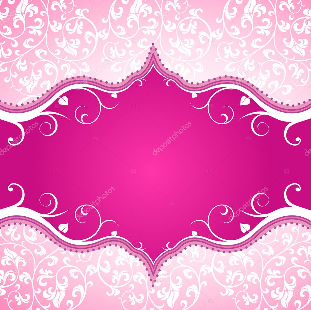Floral background — Stock Vector © dip2000 #2783848