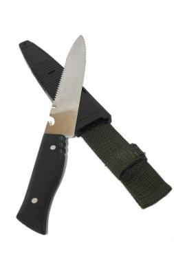 The knife and sheath