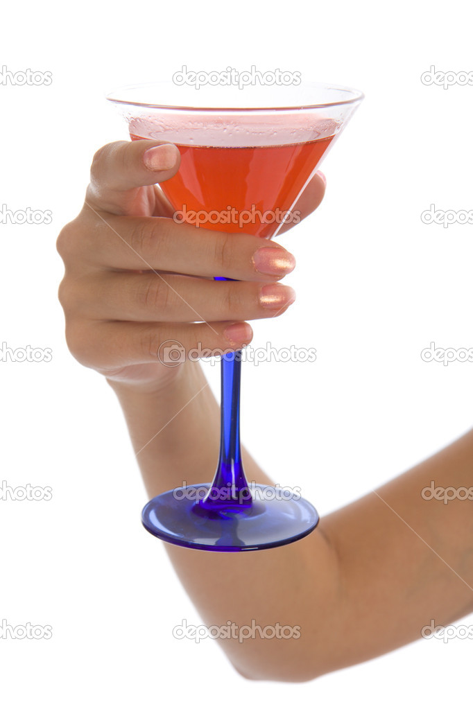 Woman hand hold wineglass with cocktail stock photo vadimpp 2817172 woman hand hold wineglass with cocktail stock photo ccuart Gallery