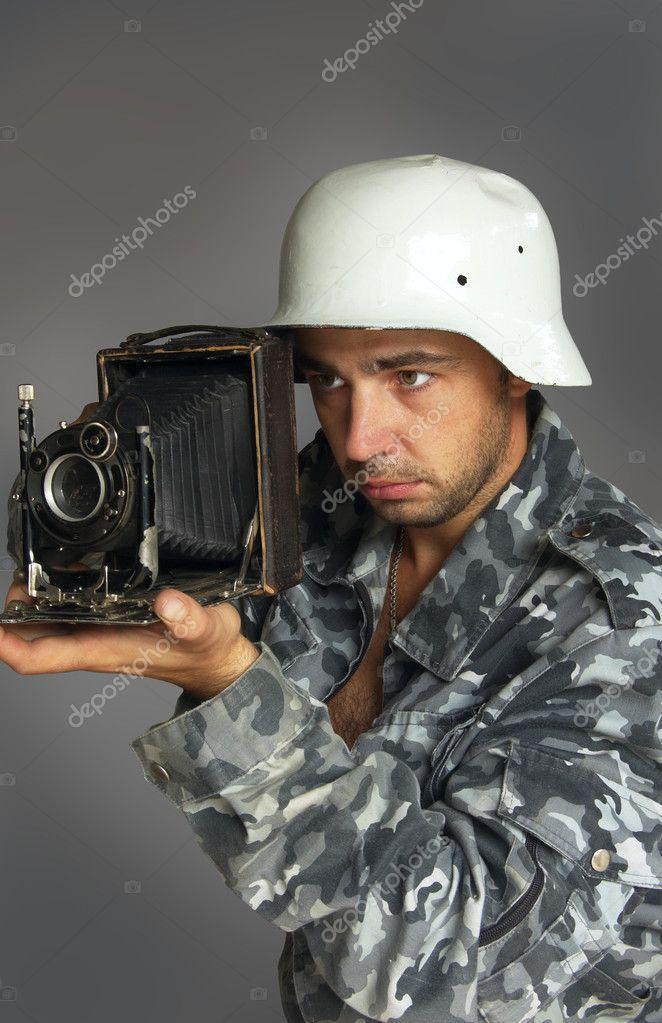 военный фоторепортер дипломная работа путин курсе, что