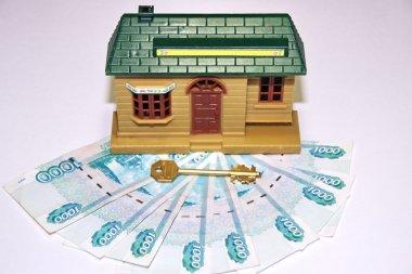 Russian money, the key
