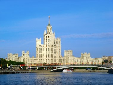 Stalin's Empire style building