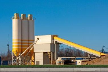 Çimento Fabrikası (beton istasyonu)