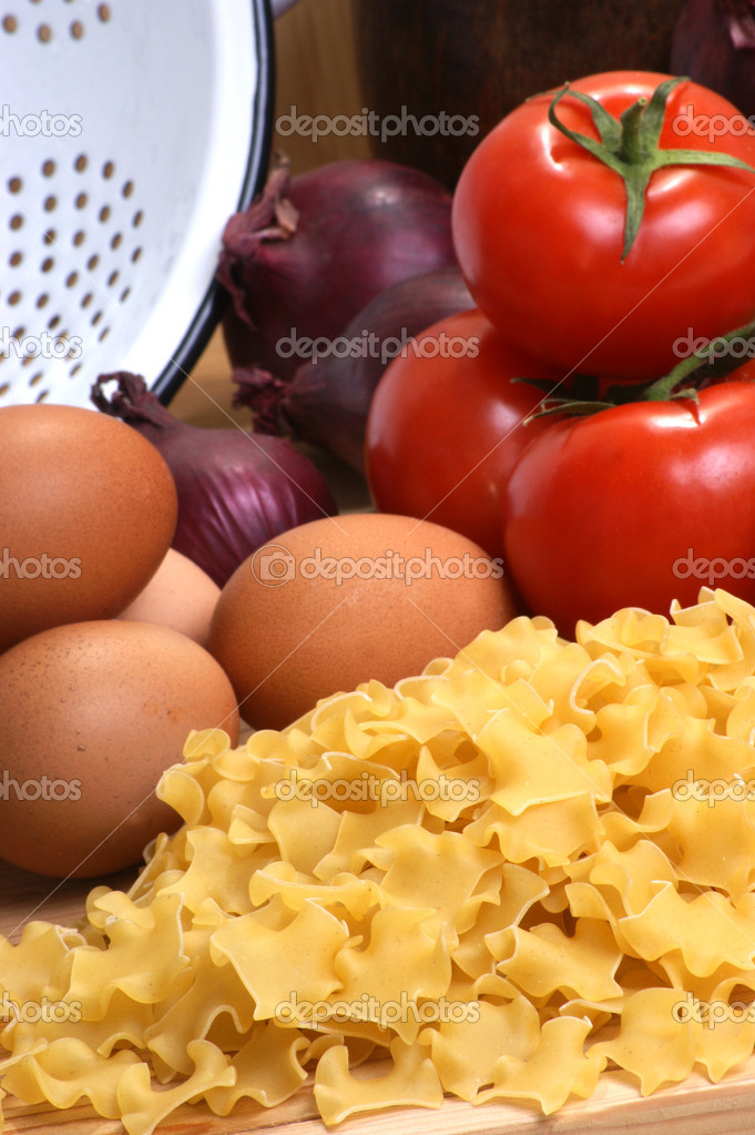 Home Made Noodle In An Italian Kitchen Stock Photo C Szakaly 2937325