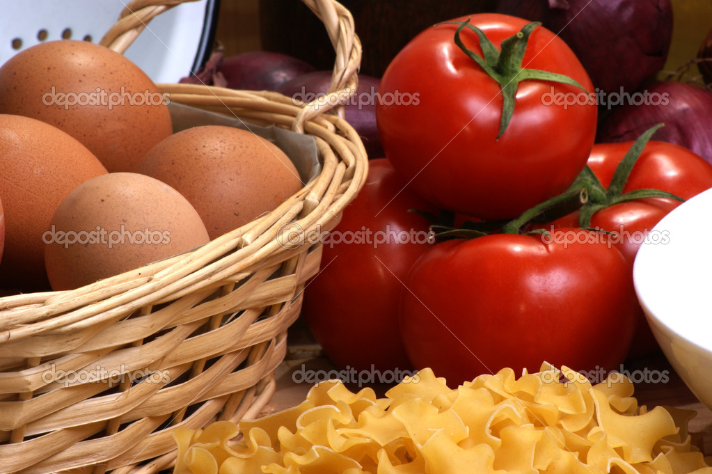Home Made Noodle In An Italian Kitchen Stock Photo C Szakaly 2937414