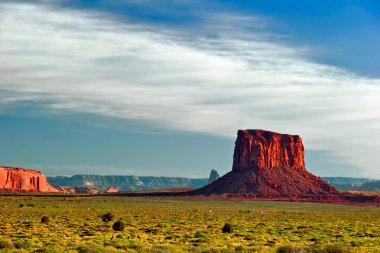 Sunset light of Arizona