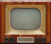 Fotografie stará televize