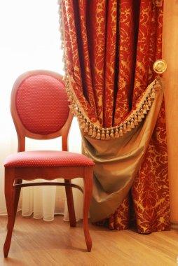 Antique elegance chair