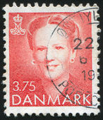 Stamp by Denmark