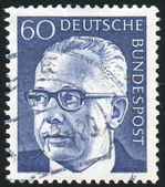 Stamp printed by Germany