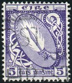 Stamp by Ireland