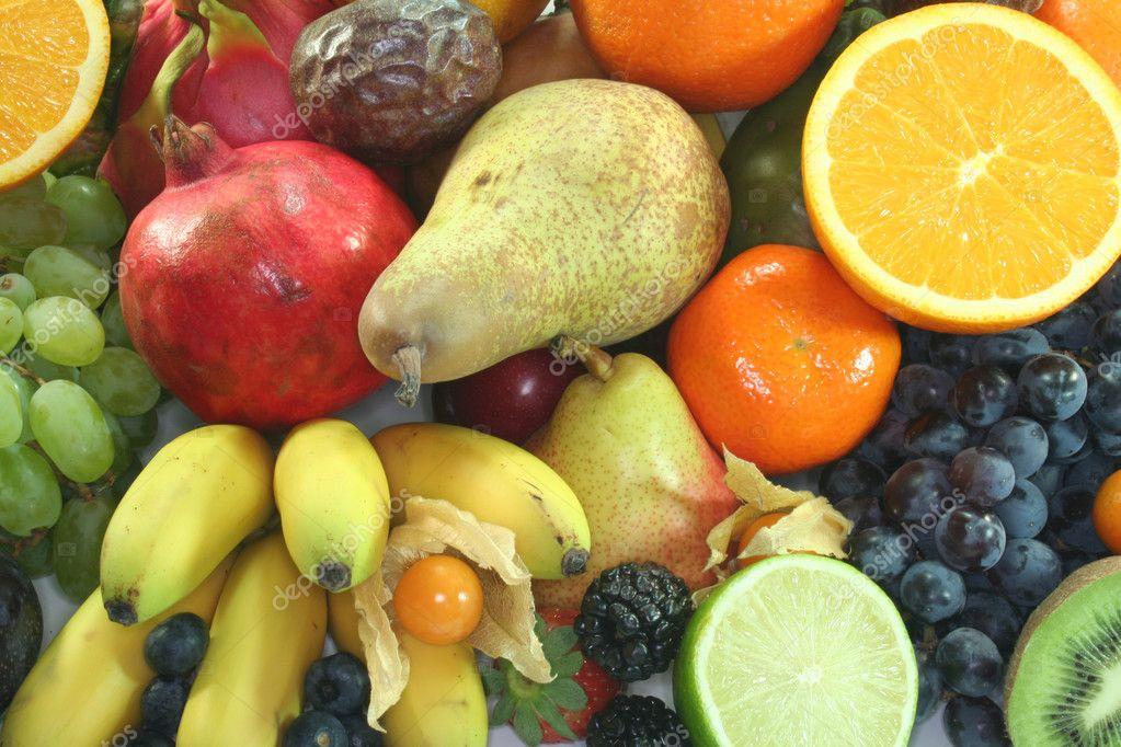 Fruit mix — Stock Photo © photooasis #2978919