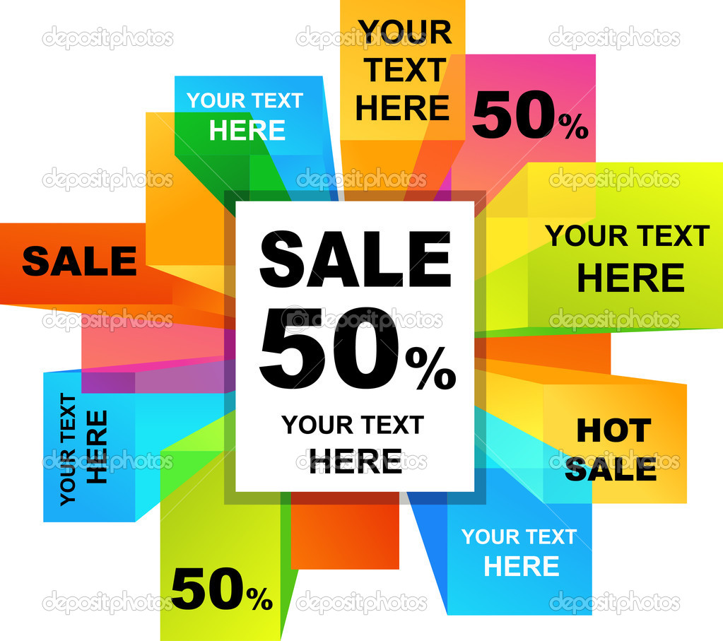 Sale backgrounds