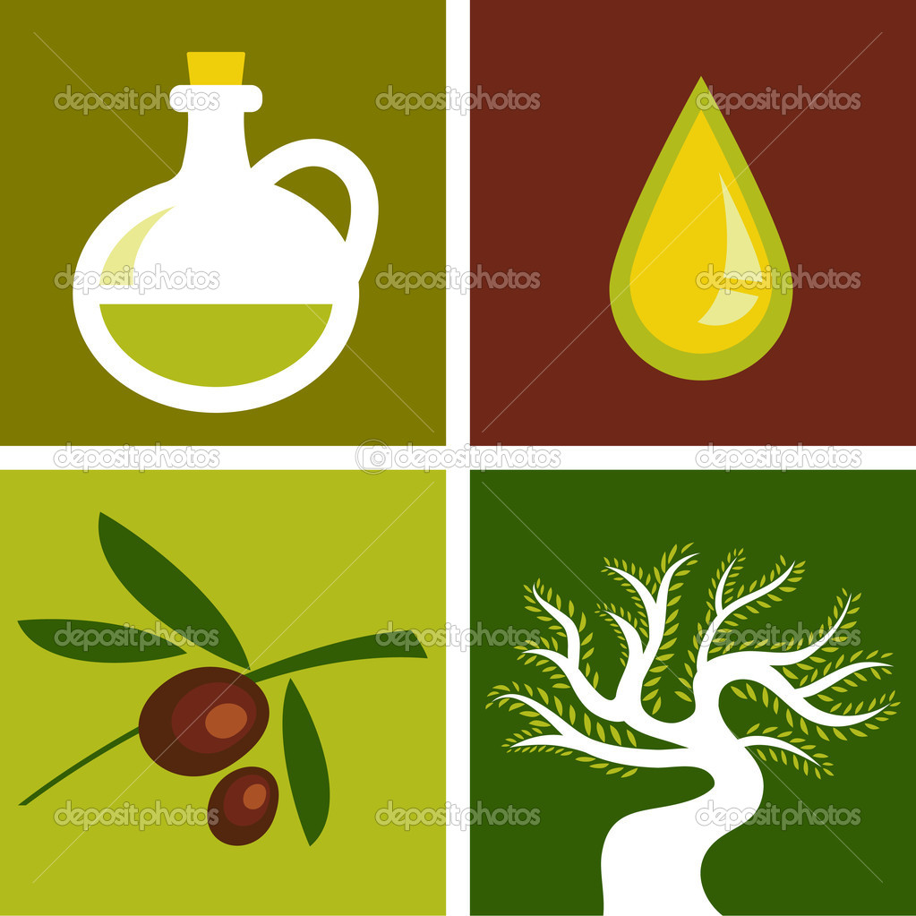 Olive backgrounds