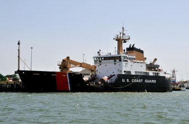 Coast Guard Buoy Tender