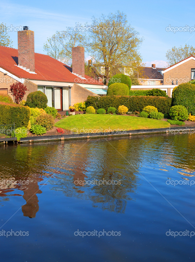 House by the Canal