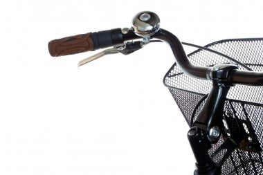City bicycle handlebar