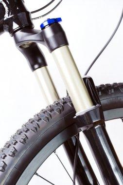 Mountain bike suspension fork