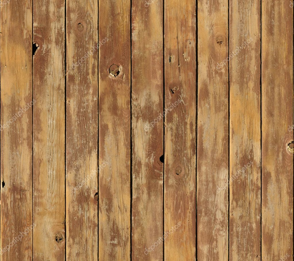 Distressed Vertical Wood Board Surface Seamlessly Tileable