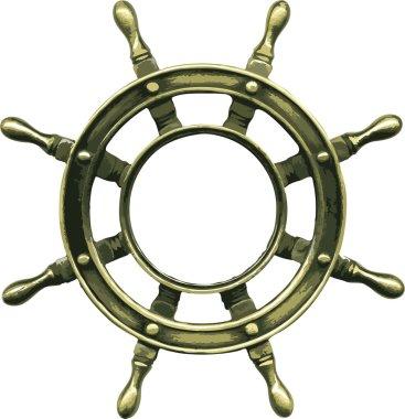 Vector bronze wheel