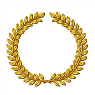 Wreath of laurels