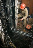 technik pracující
