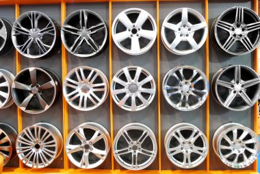 Car wheel aluminum rims