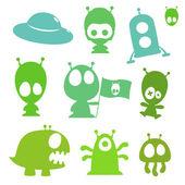 kolekce UFO