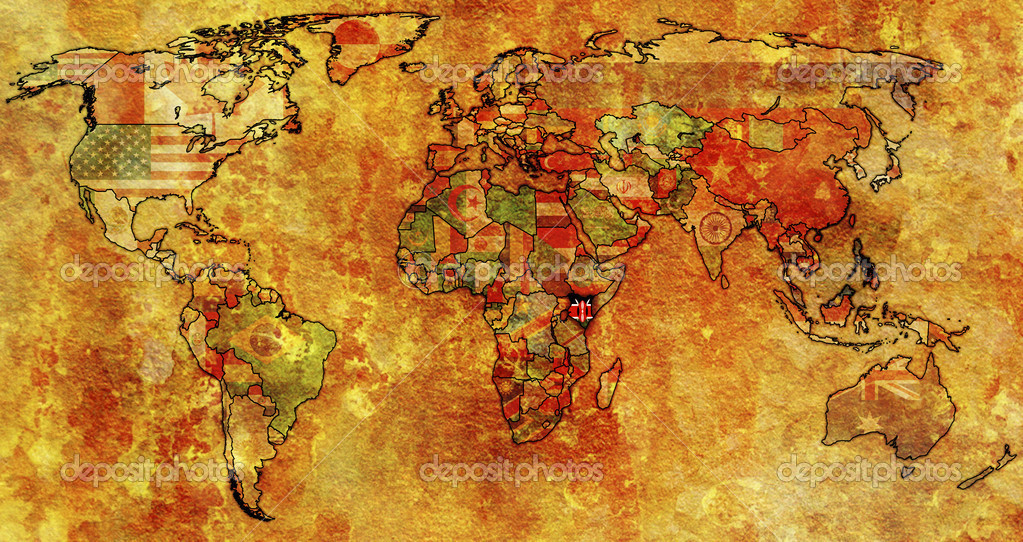 Old world map Stock Photos Royalty Free Old world map Images