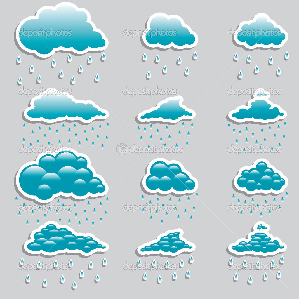 Universal icons - Set (Weather) for you
