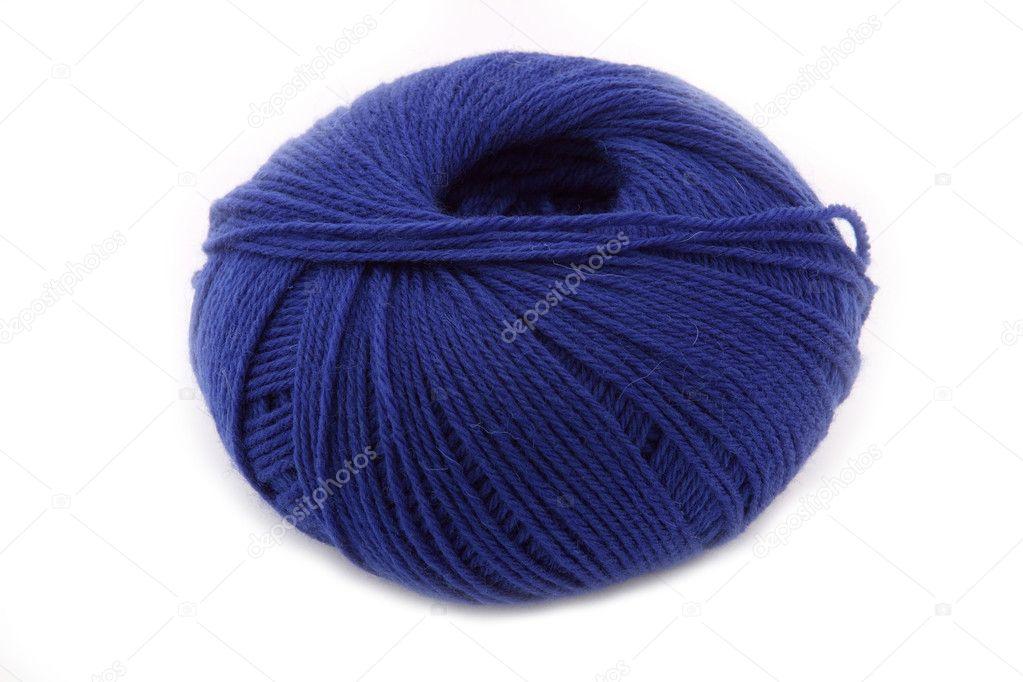 Blaue Garn Bambus Baumwolle Stockfoto C Ariy65 3053516
