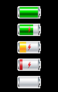 Cycle discharge of battery