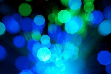 Fiber optic abstract