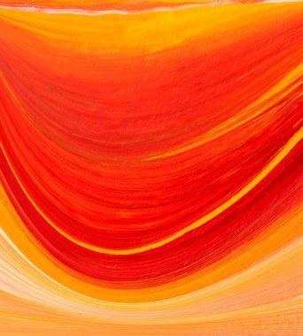 """Картина, постер, плакат, фотообои """"абстрактный раскрашенный вручную фон"""", артикул 3482742"""