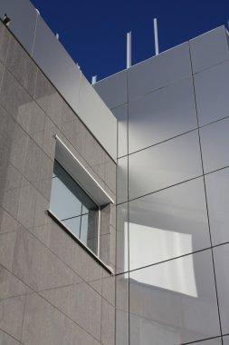 Modern building. Detail.