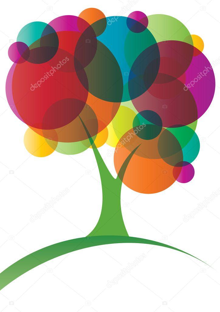 Circles tree