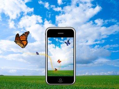 Smartphone technologies iphone