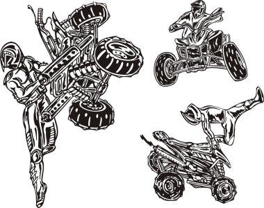 ATV Riders 17.