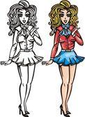 Anime Girls .