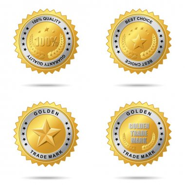 Set of best choice golden labels
