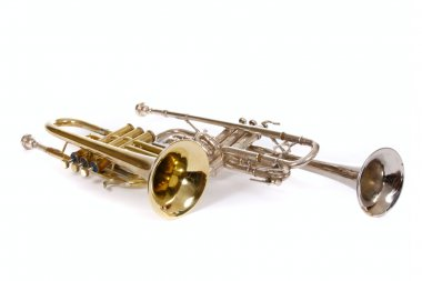 Two trumpets
