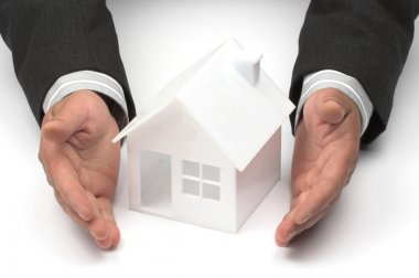 Real property or insurance concept