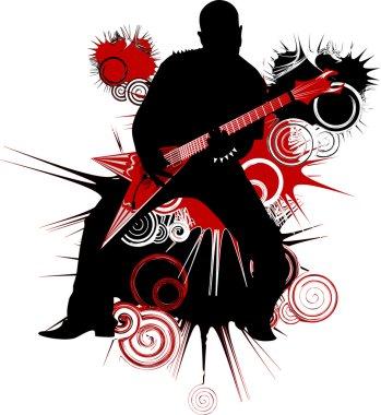 Rock gitare